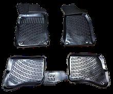Килимки автомобільні в салон RIZLINE для AUDI A4 1998-2004  S-0037