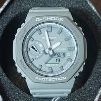 Часы Casio G-Shock GA-2100ET-8AER Carbon Core Guard, фото 1