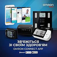 OMRON Connect - можливість висилати дані про здоров'я свого лікаря, через смартфон