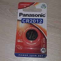 Дисковая батарейка PANASONIC Lithium Cell 3V CR2012