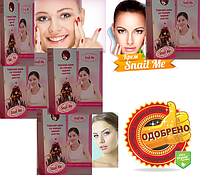 SnailMe тайский улиточный крем для омоложения, Антивозрастной крем для лица Снейл Ми