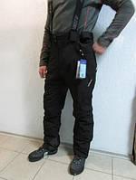 Горнолыжные мужские штаны Azimuth 797(70) черные код 100Б