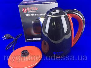 Электрический чайник BITEK BT-3114  1500В (Черный)