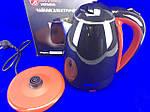 Электрический чайник BITEK BT-3114  1500В (Черный), фото 4
