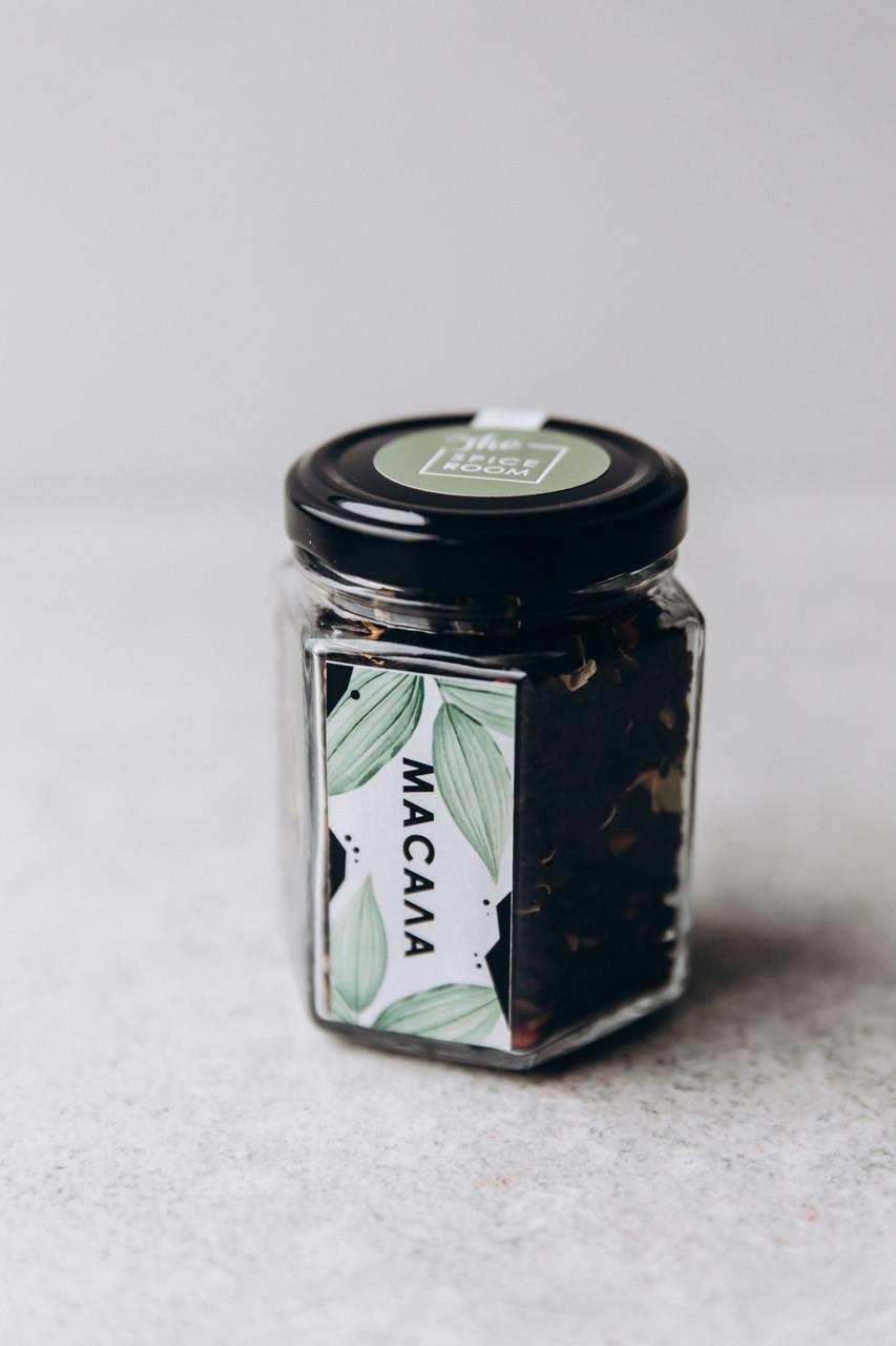 Чай черный Масала, 55 г / стекло