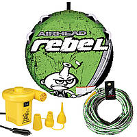 Водный буксируемый аттракцион плюшка Airhead 1P Rebel