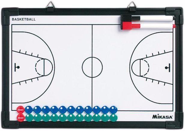 Баскетбольная тактическая доска Mikasa SBBL-2