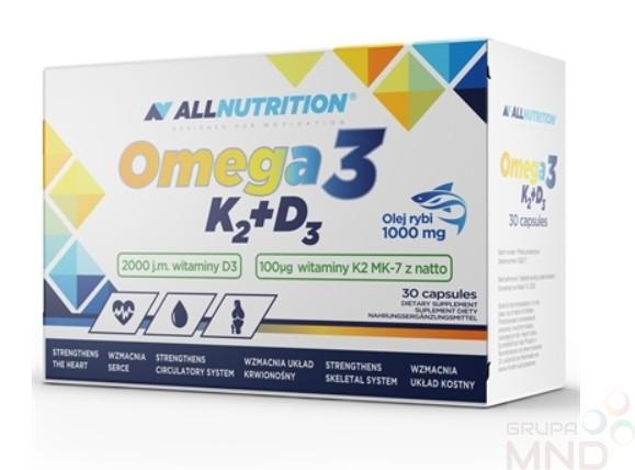 Омега 3, Витамин К2 D3, аминокислоты для укпепления сердца, сосудов, костнй и зубов,