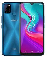 Смартфон Infinix Hot 10 lite Blue