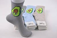 Подросток  носки Авокадо 23-25 размер