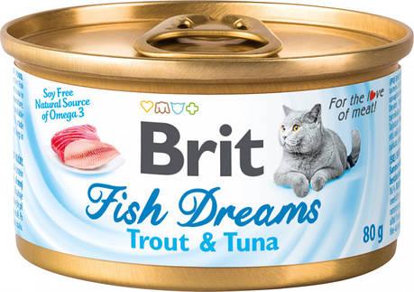 Консерви Brit Care Cat Chicken Breast 80 г (куряча грудка), фото 2