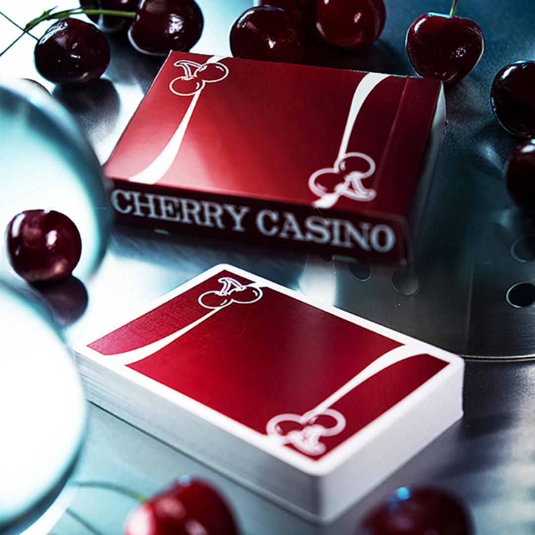 Карты игральные | Cherry Casino (Reno Red)