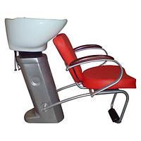 Кресла-мойка на станине с креслом и керамикой М00714, фото 1