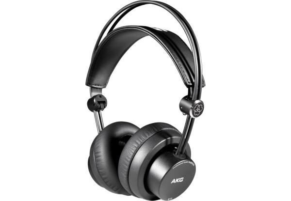 Проводные наушники AKG K175 Black без микрофона