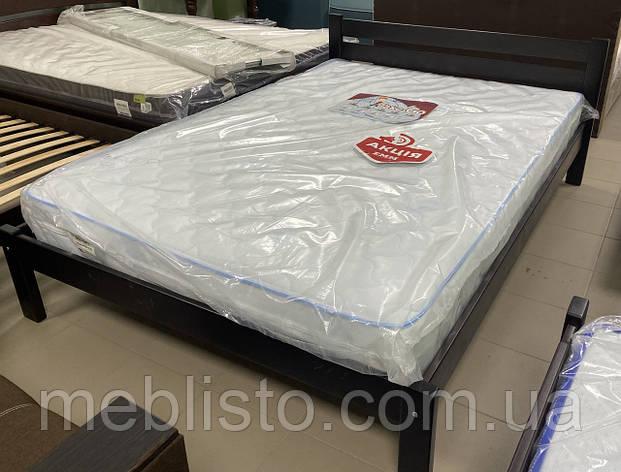 Ліжко Класік 1.60 на 2м за доступною ціною, фото 2