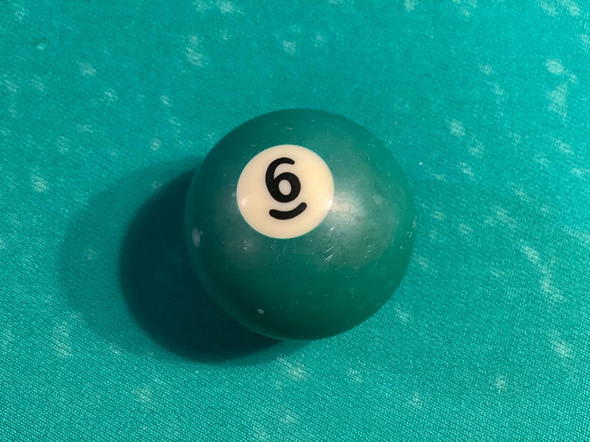 Шар Пул 57.2 Б/У