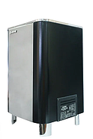 Напольная электрическая печь для сауны Bonfire SA-150V 15 кВт объем парной 14-24 м.куб с пультом
