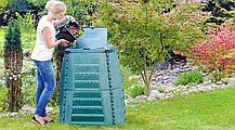 """Промышленно-бытовой фильтр """"под люк"""" FSU для мусорных баков и садовых компостеров, фото 3"""