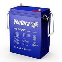 Аккумулятор Ventura VTG 06-245 M8 Gel (GEL,6В, 245Ач)