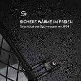 Вуличний інфрачервоний обігрівач на ніжці Blumfeldt ComfortHeat 900/1200/2100 Вт IP54 Німеччина УЦІНКА, фото 5