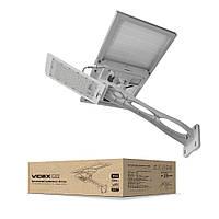 LED вуличний ліхтар автономний VIDEX 30W 5000K