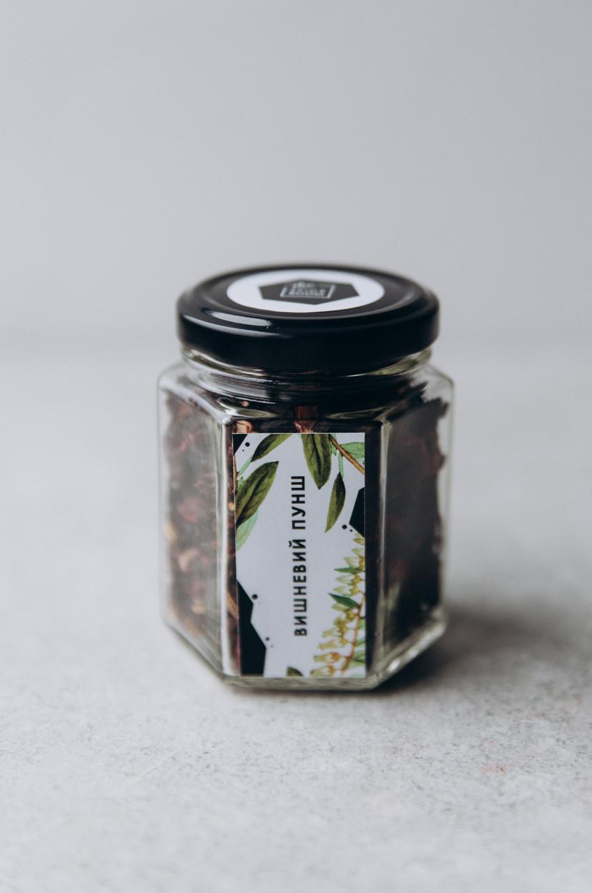 Чай фруктовый Вишневый пунш, 45 г / стекло