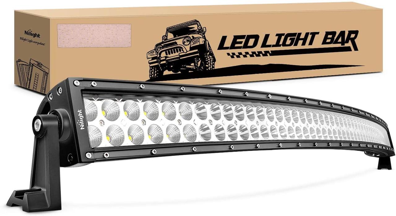 Светодиодная LED Панорамная Балка (130см) 300Вт  (светодиоды 3w x100шт)