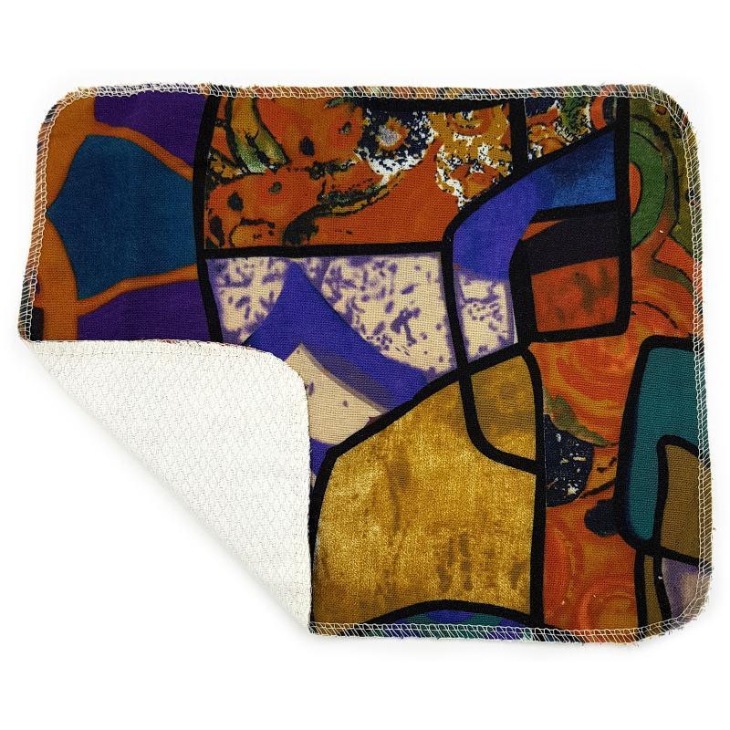Кухонное полотенце из хлопка двухслойное Картина
