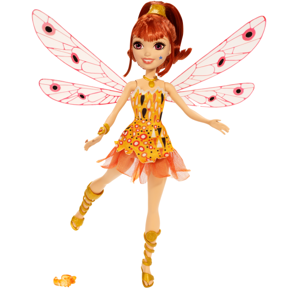 """Лялька Юко з м/ф """"Мія і Я"""" - Yuko Mia and Me"""