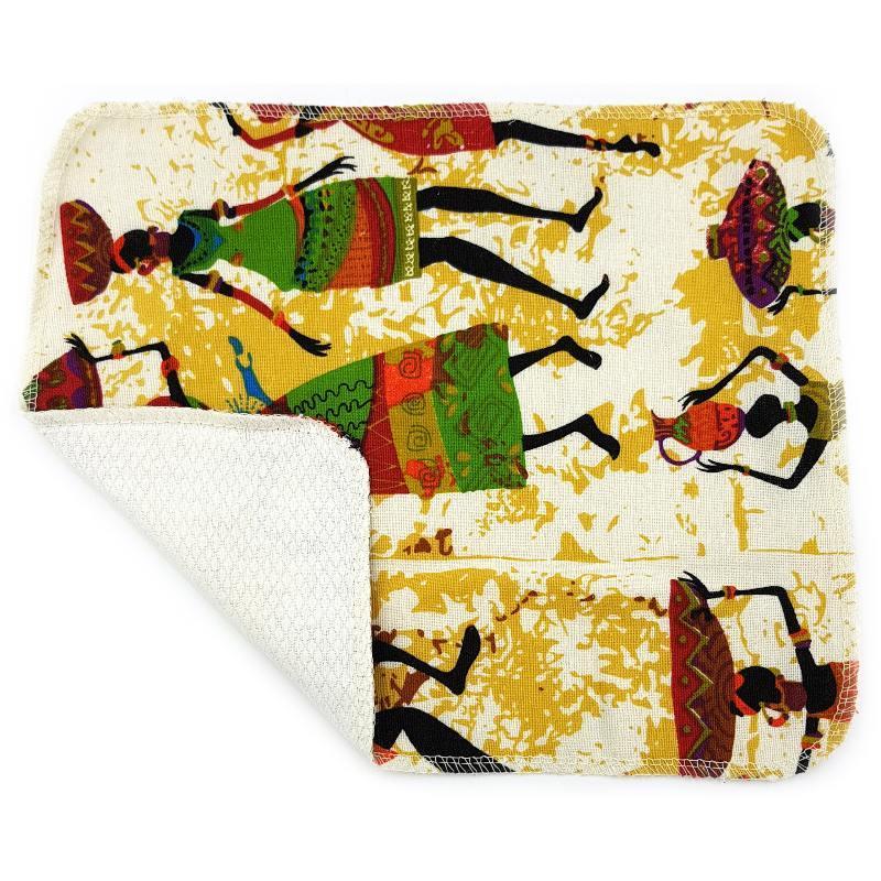 Кухонное полотенце из хлопка двухслойное Кувшин