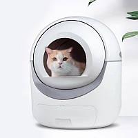 Автоматический туалет для кошек FULLY F01, фото 1