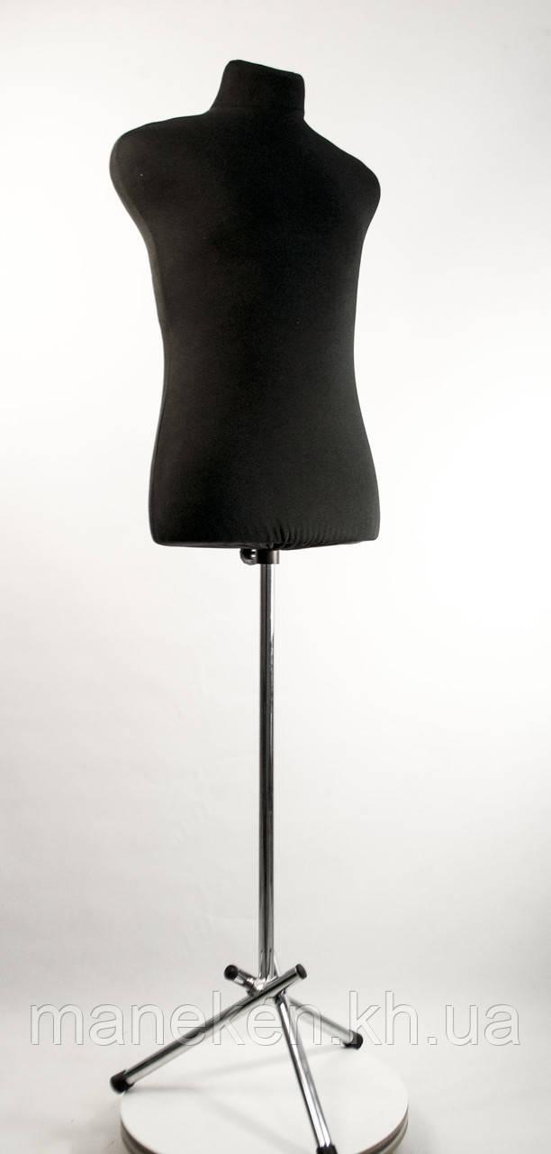Пьер (48) в ткани (черный) для треноги
