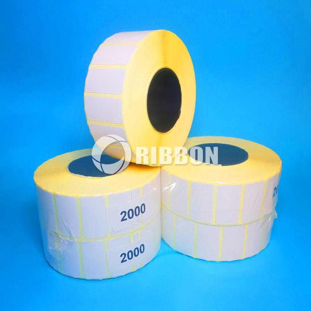 Термоетикетка ТОР 30х20 (1000 шт., вт. 25мм)