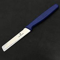 Ніж кухонний Victorinox, 8 см, синій (5.0432)