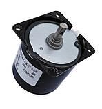 Электродвигатель 60,0 об.мин., 220В., 14 Вт., KTYZ-60 реверсивный., фото 3