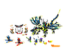 Lego 70736 Ninjago Атака дракона Морро (Конструктор Attack of the Morro Dragon), фото 2