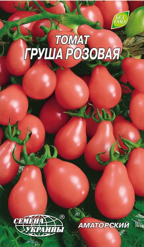 Семена томата Груша Розовая 0,2 г, Семена Украины