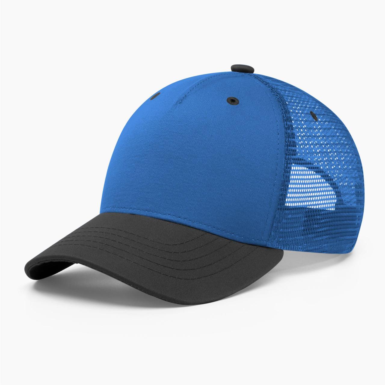 Кепка бейсболка Тракер INAL blank S / 53-54 RU Синий 74253