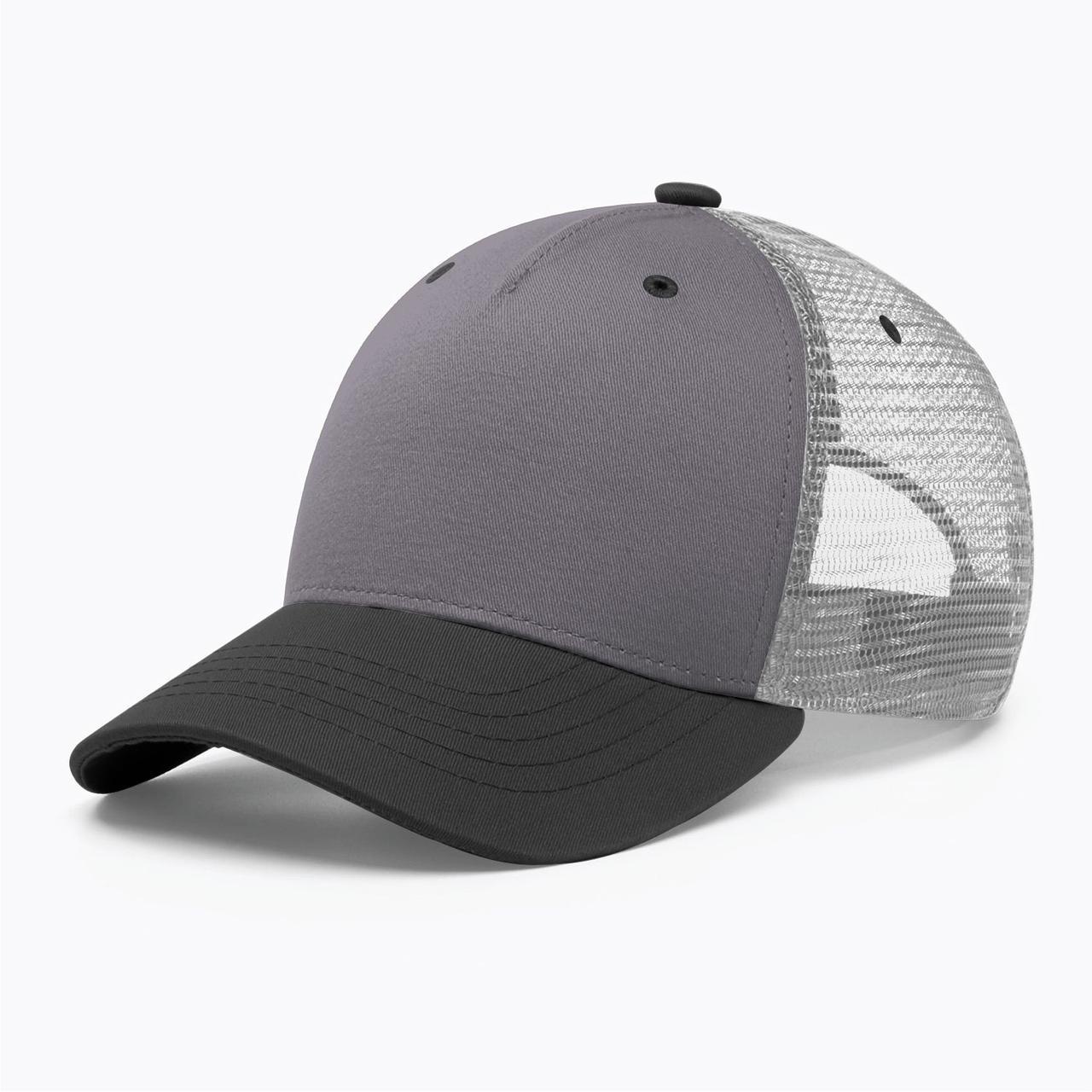 Кепка бейсболка Тракер INAL blank S / 53-54 RU Серый 89853