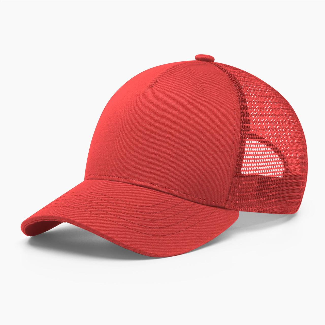 Кепка бейсболка Тракер INAL blank S / 53-54 RU Красный 203953