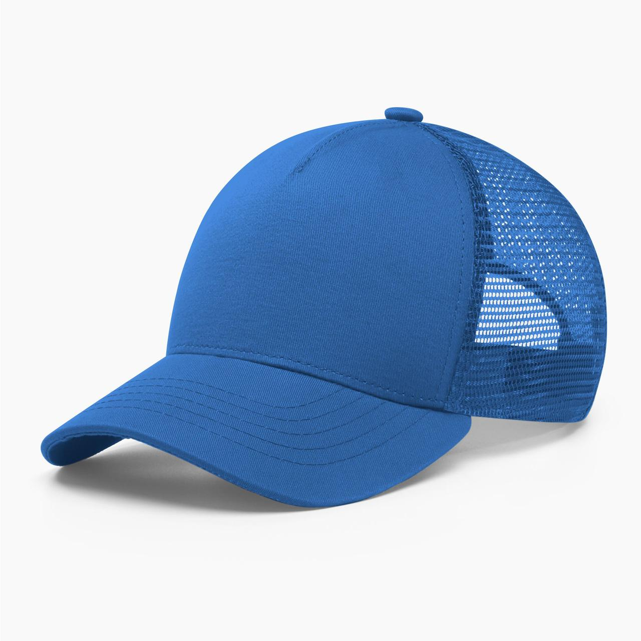 Кепка бейсболка Тракер INAL blank S / 53-54 RU Синий 204053