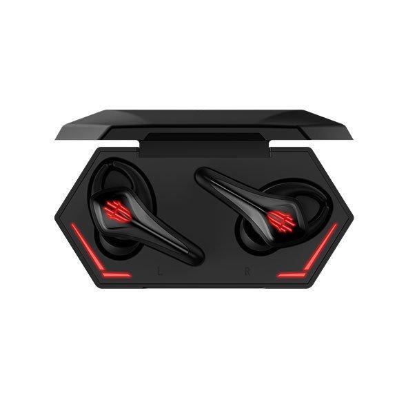 Беспроводные наушники Nubia RedMagic TWS Gaming Earbuds Cyberpods