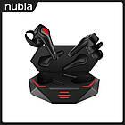 Беспроводные наушники Nubia RedMagic TWS Gaming Earbuds Cyberpods, фото 2