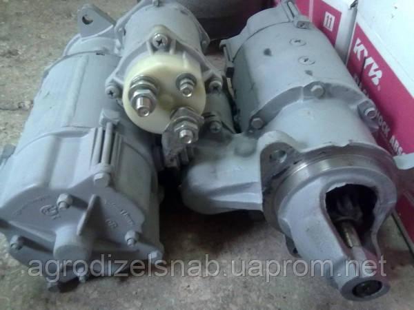 Стартер с редуктором 12 В 2,7 кВт ЮМЗ: продажа, цена в.