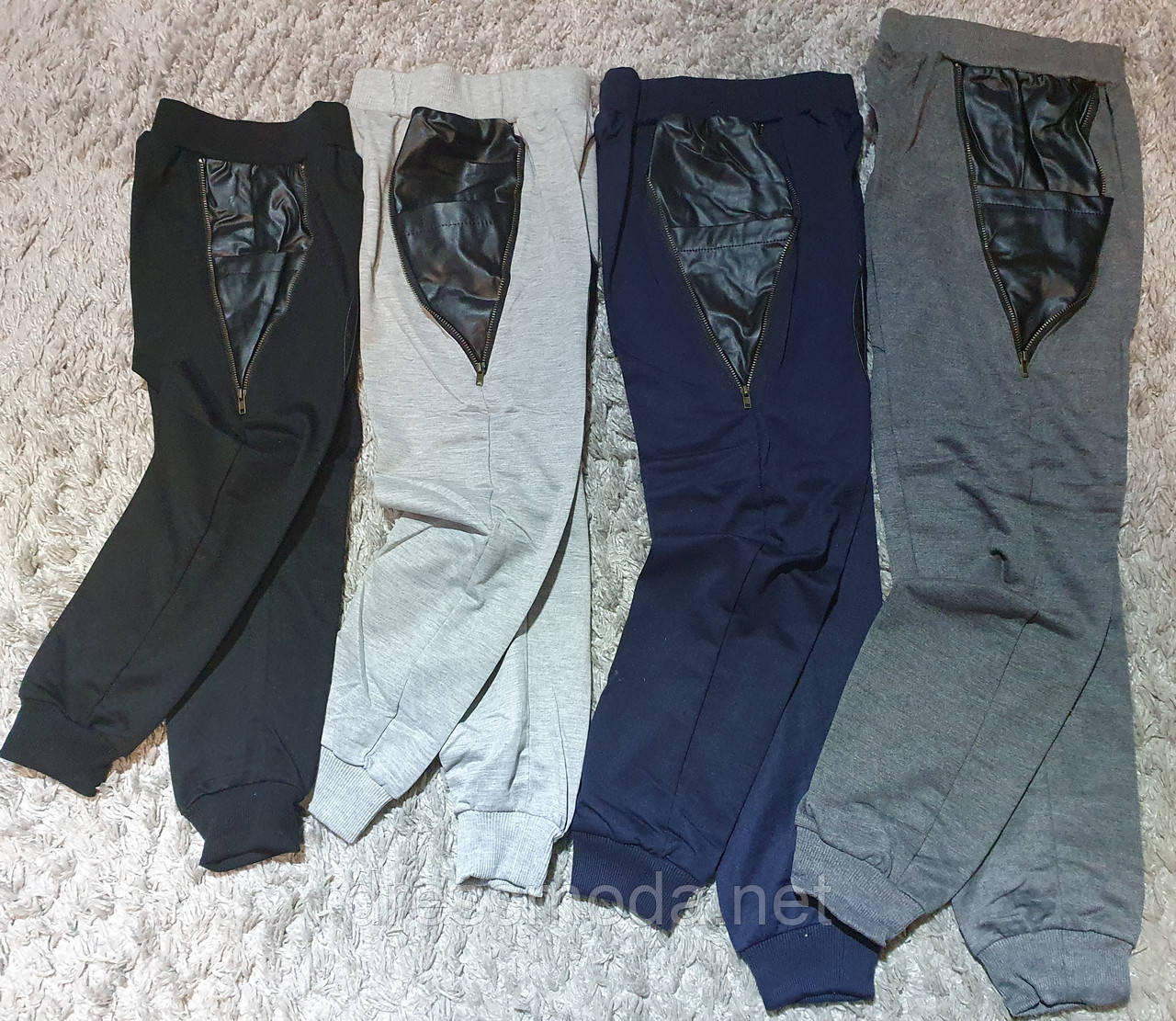 Спортивные брюки для мальчиков Mirafra 4-12 лет.