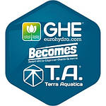 История и ребрендинг известного производителя удобрений GHE в Terra Aquatica