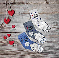 Красивые теплые носки для новорожденных в роддом