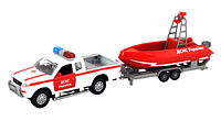 Игровой набор Технопарк Водная служба спасения (SL767WB-SB-P)