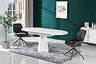 Стол обеденный раскладной МДФ + керамика TML-800 Vetro Mebel™, фото 3