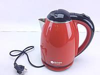 Электрический чайник BITEK BT-3114 / 1500Вт / Красный